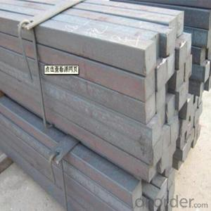Steel Bar of Square Shape for Deformed Steel Bar Fabrication