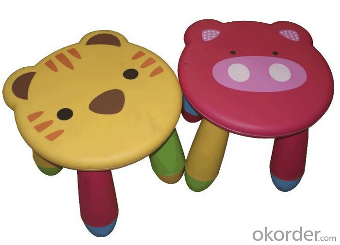 PP Plastic Chair, Childen Style and Cartoon Design