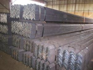 Hot rolled  Equal steel angle for construction