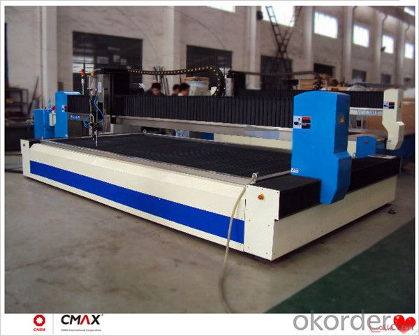 CNC Foam Cutting Machine No Steam Dust Smog