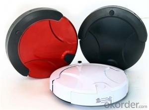 Robot Vacuum Cleaner with Robotic Intelligent Brain