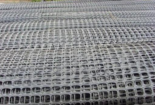 High Tensile Geogrid Plastic Geogrid with the Factory supply