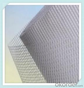 Fiberglass Mesh Reinforcement Concrete Red