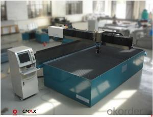 CNC Flame Waterjet Cutting Machine Fit for Cam Software