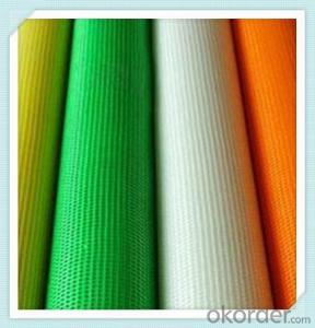 Fiberglass Mesh Reinforcing Ground Fabric