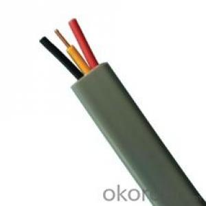 3 Core RVV Copper Domestic Electric Cable and Wire