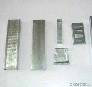 Advantages  of Galvanized  Metal Profile/Metal Stud/Steel Profile