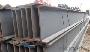 Carbon stainless  steel I-Beam for construction
