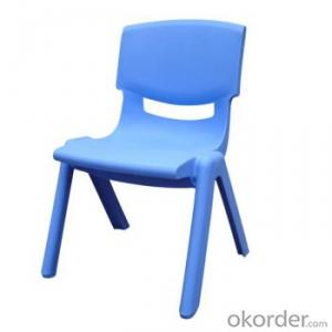 PP Plastic Children Chair, Multiple Colors