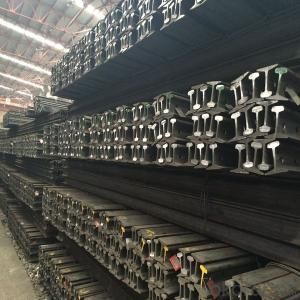 Hot Rolled Mild Heavy Steel Rials for Minas GB, AREMA, DIN Standard
