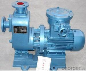 Single-stage end-suction centrifugal pumps with high quality