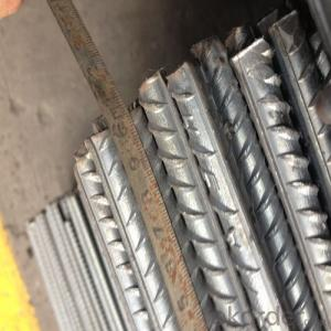 STEEL REBAR HIGH QUALITY DEFORMED BAR HRB400 HRB500