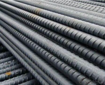 HIGH QUALITY DIN STANDARD HOT ROLLED STEEL REBAR