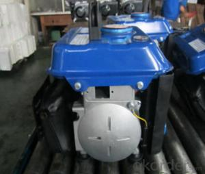 0.65kva 2 Stroke Small Gasoline Power Generator, 1 Cylinder Gasoline Engine