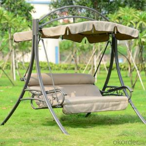 Luxury A Shape Garden Patio Swing Chair  CMAX-SC006LJY
