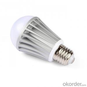 LED Bulb Light  color temperature adjustable UL 12w e27 5000 lumen
