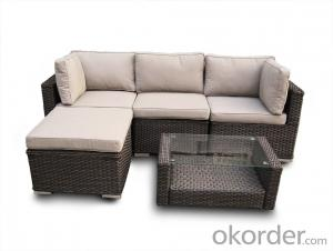 L Shape Outdoor Sofa Set for Garden Patio Leisure time CMAX-SS010CQT