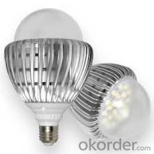 LED Bulb Ligh corn ecosmart low heat no uv 5000 lumen 12w dimmable