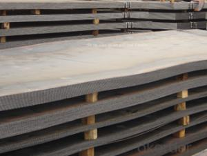Hot Rolled Carbon Steel Sheet   G3101  CNBM