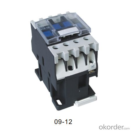 Three Phase AC CKYC1 40/50/65 OEM Coil Magnetic Electric Contactor
