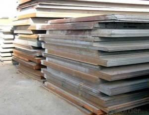 Hot Rolled Carbon Steel Plate,Carbon Steel Sheet CCSB A36, CNBM