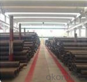 Steel pipe for carbon seamless ,St45, cnbm