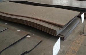 Hot Rolled Carbon Steel Sheet   A573    CNBM