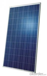 Factory Directly Sale Polycrystalline solar Panel CNBM