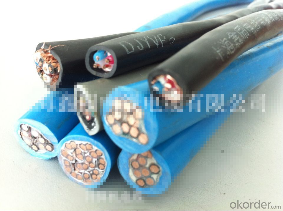 Manufacturer of customized DJVP2VP2-22 computer computer armoured shield cable