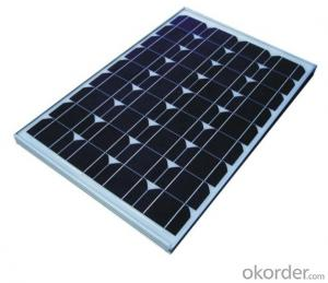 Small  10W  Monocrystalline  Solar Panel  CNBM
