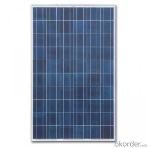 Factory Wholesale  Polycrystalline solar Panel CNBM
