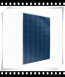 4.5W  Poly solar Panel Small Solar Panel Manufacturer in China CNBM