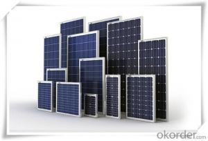 Polycrystalline Solar Panel and  Monocrystalline PV Solar Panel with High Quality CNBM