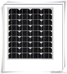 1.5W to 180W   Monocrystalline  Solar Panel CNBM