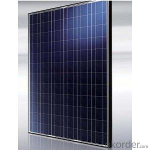 50W  Poly solar Panel Small Solar Panel Factory Directly Sale CNBM