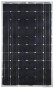 Monocrystalline Solar Panel   with 25 Year Warranty  CNBM