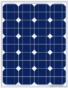 Small   Monocrystalline  Solar Panel  with 5W CNBM