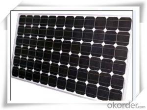 250W Mono PV Solar Panel with High Efficiency CNBM
