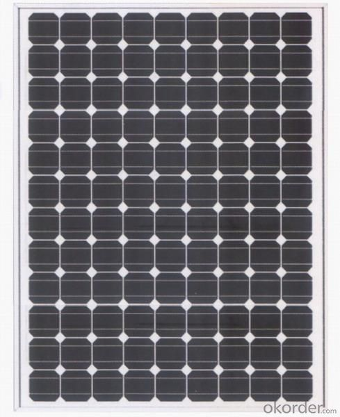 Factory Direct Sale 160W OEM Mono Sun Power Solar Panels CNBM