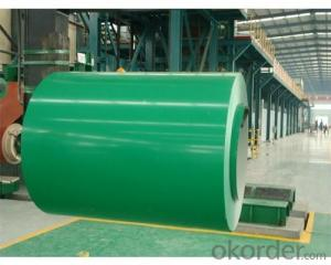 Pre-painted Rolled Steel Coil for Construction Roofing