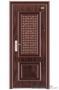 Security door For South American Market