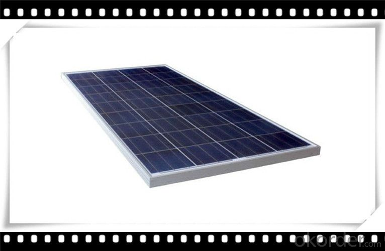 10W Poly solar Panel Mini Solar Panel Hot Selling Solar Panel CNBM