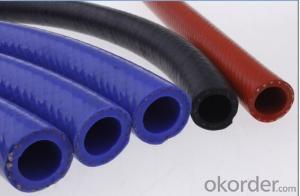 Rubber fuel hose cover braid,EPA,CARB approved high pressure