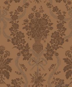 Flocked Wallpaper  Room  wallpaper  Nonwoven Wallpaper