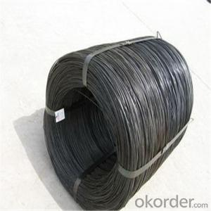 Black Annealed Tie Wire/ Binding Wire/ Wire Rod BWG 16,18,20,21,22