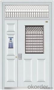 Metal Door Security Door for home and building
