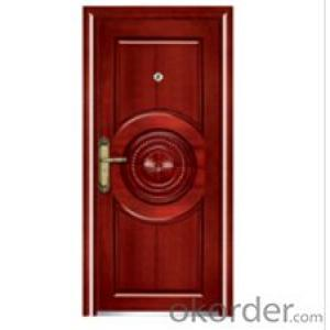 Hollow Metal Commercial Door Steel security door