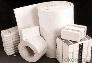 Ceramic Fiber Module Thermal Insulation for Refractory Industrial Furnace