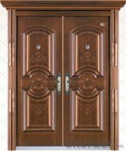 Fire Rated Door Metal Door Security Door for home and building