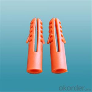 Nylon Anchor Factory Price/DIN, ANSI,ASTM, JIS, GB/Best Seller/Made in China